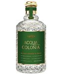 4711 Acqua Colonia Blood Orange & Basil Maurer & Wirtz